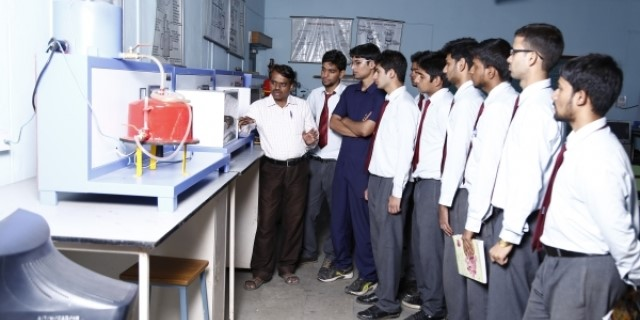 Heat Transfer & Basic Mechanical Engineering Lab